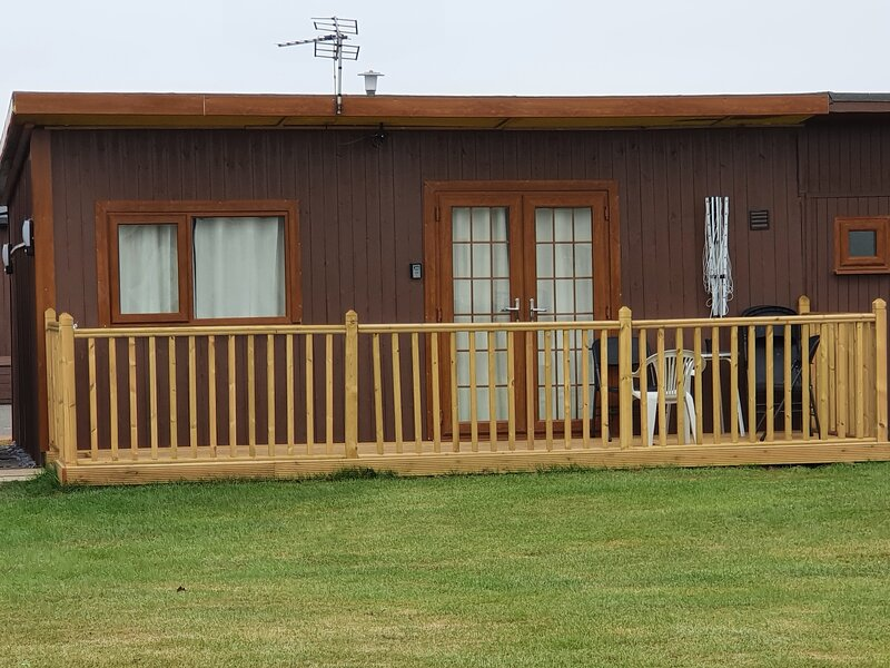 Beautiful recently refurbish,  4 berth Chalet, Ferienwohnung in Saltfleet