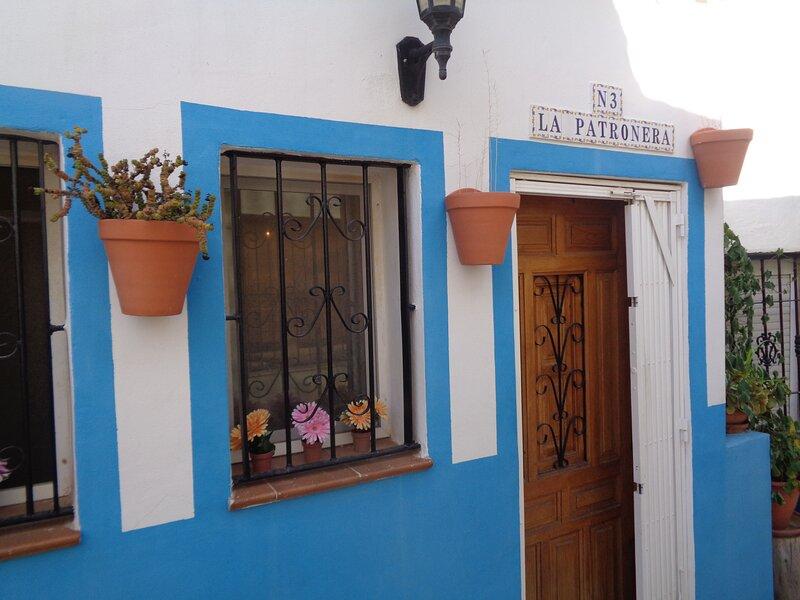 Casa La Patronera Santa Cruz, holiday rental in San Isidro de Albatera