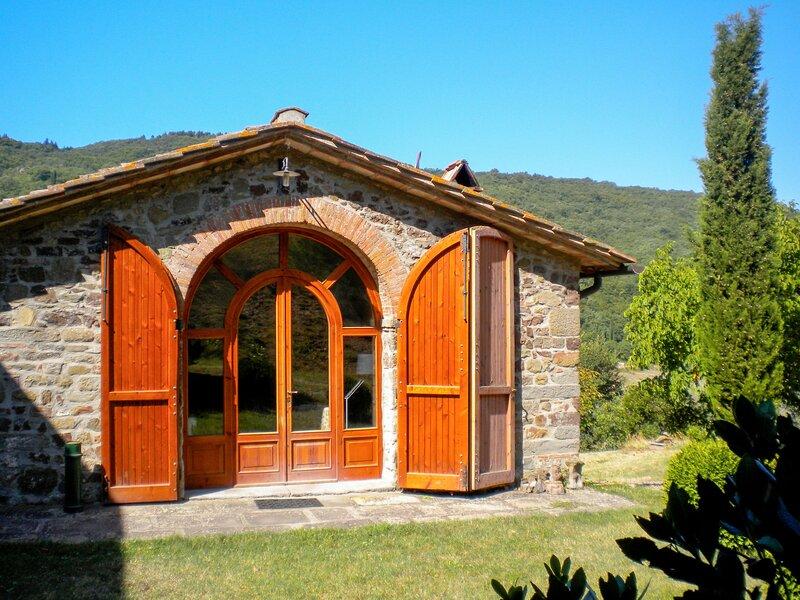 Il Poderino (CIN161), holiday rental in La Panca