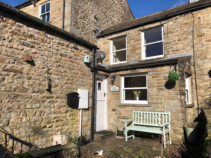 Brooklands, charming one bedroom cottage in Gunnerside, Yorkshire Dales, vakantiewoning in Arkengarthdale