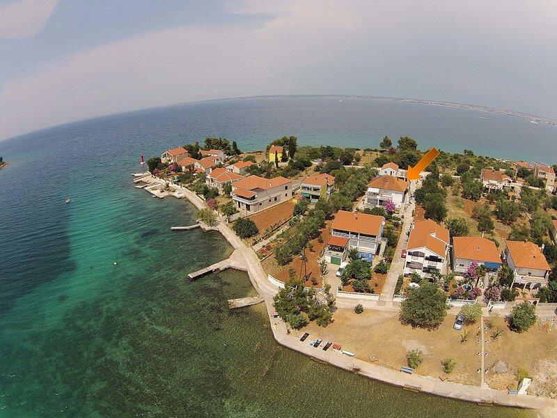 Senka, vacation rental in Sutomiscica
