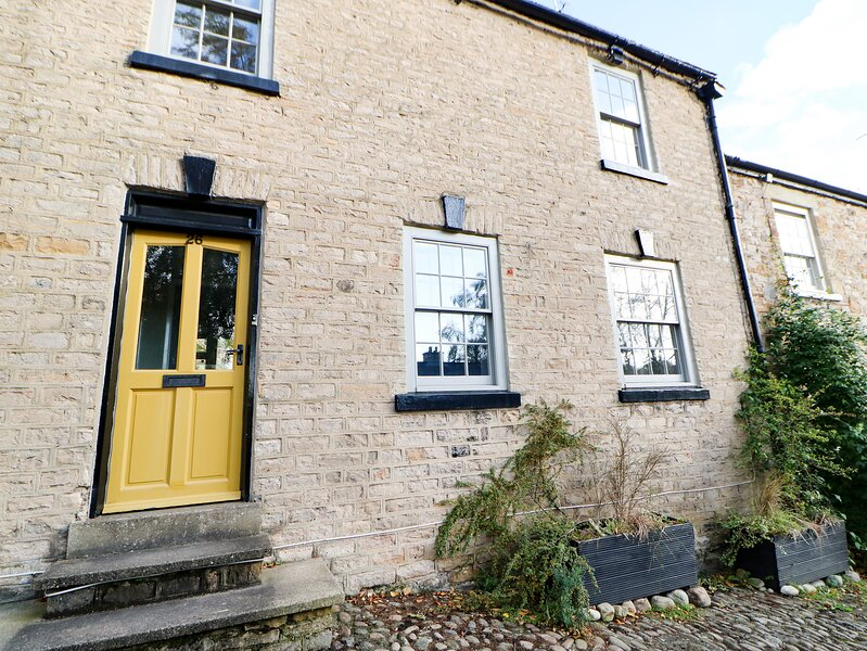 26 Bargate, Richmond, holiday rental in Middleton Tyas