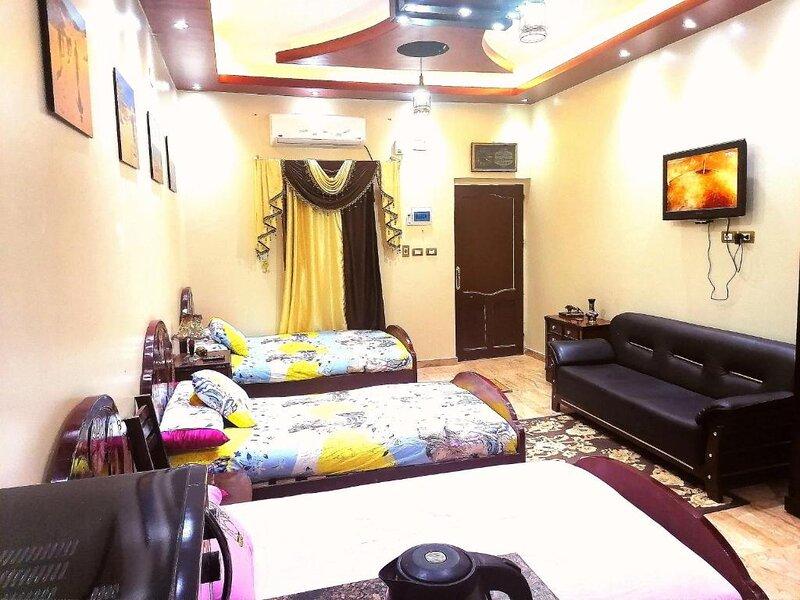 حى 6 اكتوبر مدينة ابوسمبل السياحية, location de vacances à Aswan Governorate