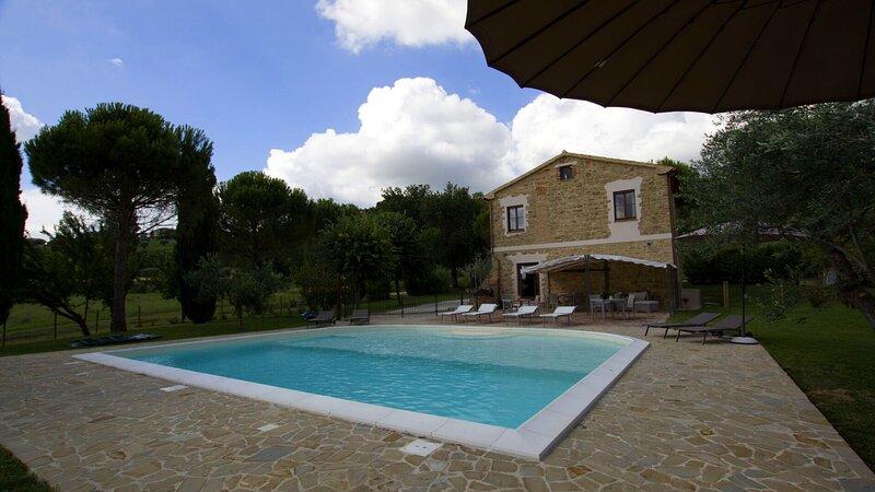Casa Capovilla, holiday rental in Colle San Valentino