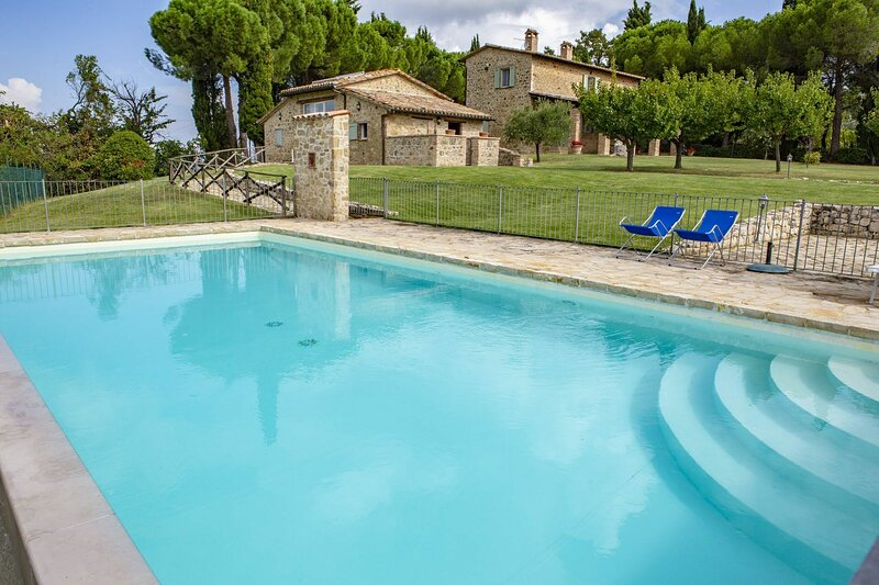 Villino Cinque Colonne, vacation rental in Canalicchio