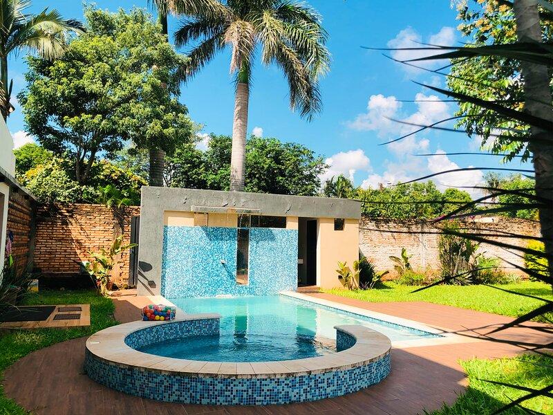 Santo Soar Róga Guest - Duplex hotel Py, alquiler de vacaciones en Paraguay