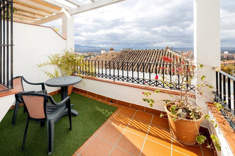 Granada Sunset House, aluguéis de temporada em Cenes de La Vega