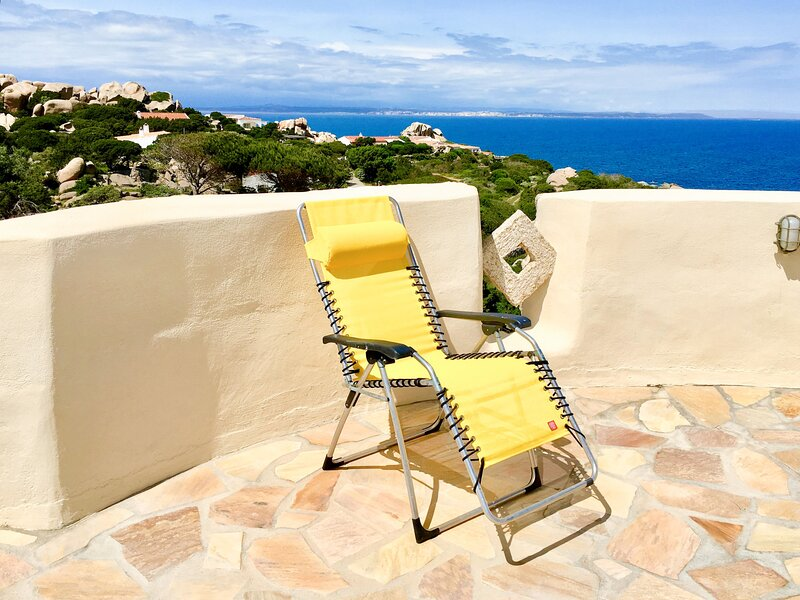 Torre d'amore (STT200), holiday rental in Capo Testa