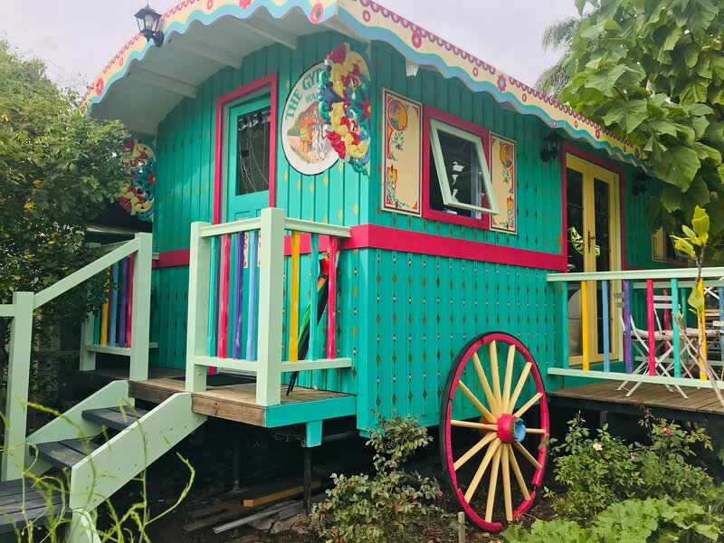 The Gypsy Rose Wagon, location de vacances à Nannup
