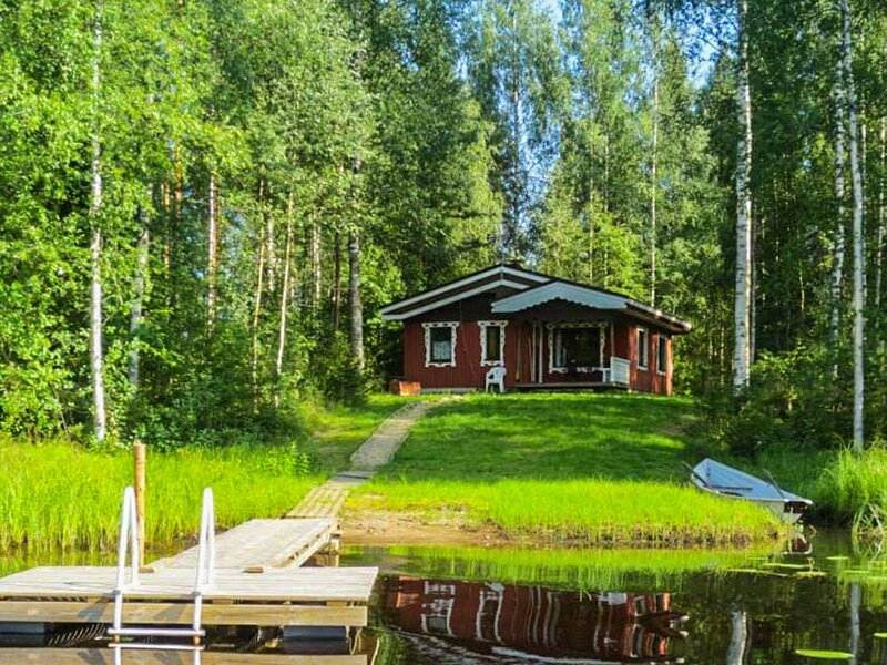 Kuusela, holiday rental in Tuusniemi