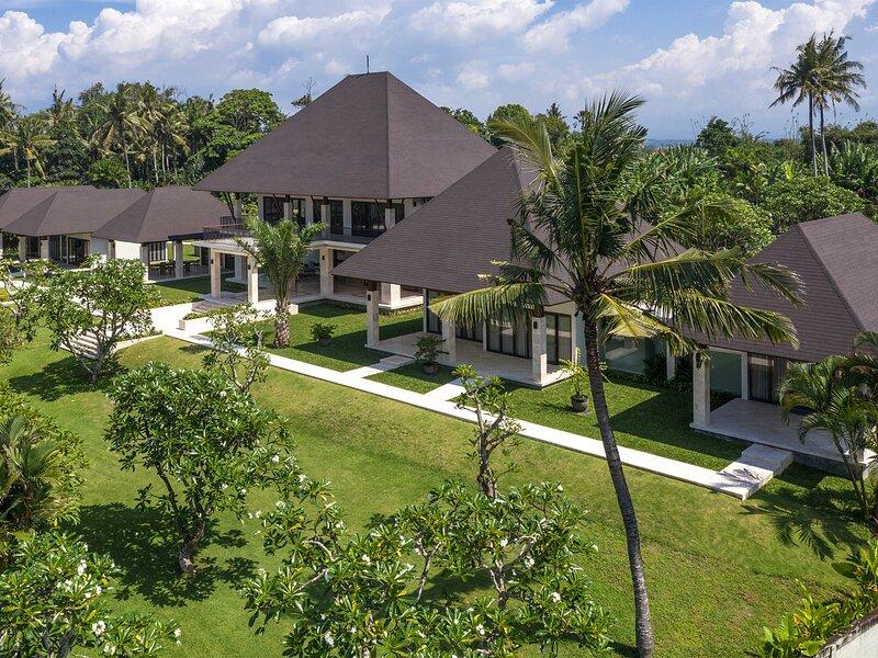 Villa Kailasha - Main villa facade
