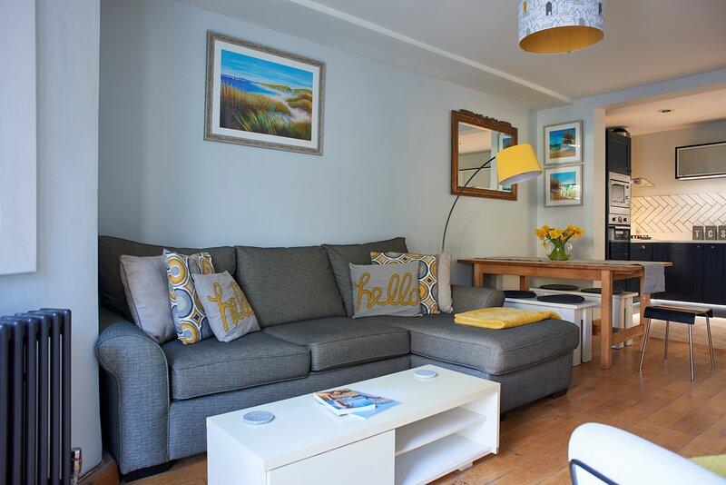The Beach Hut Apartment, location de vacances à Brighton and Hove