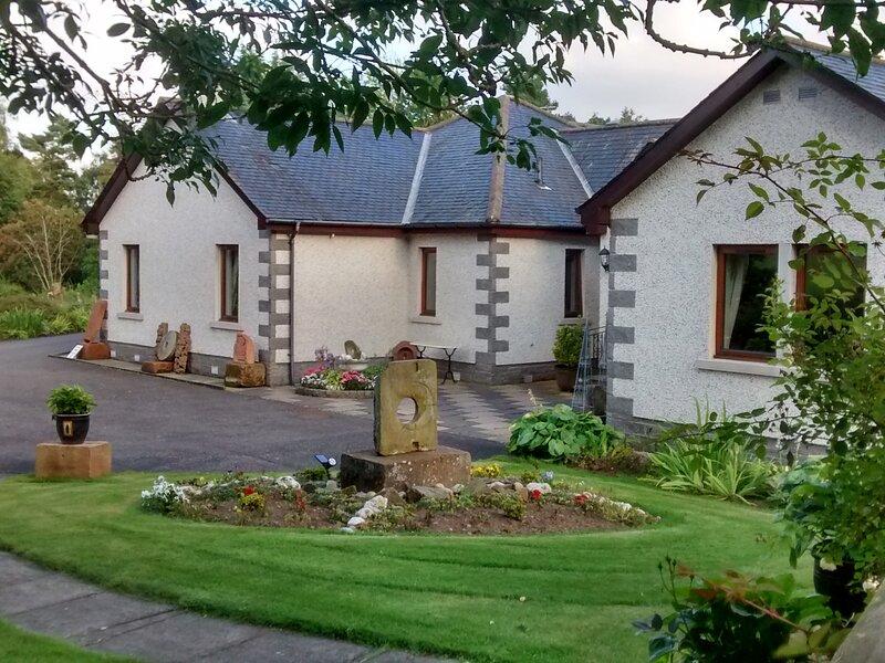 Torview House, Peebles, holiday rental in Biggar