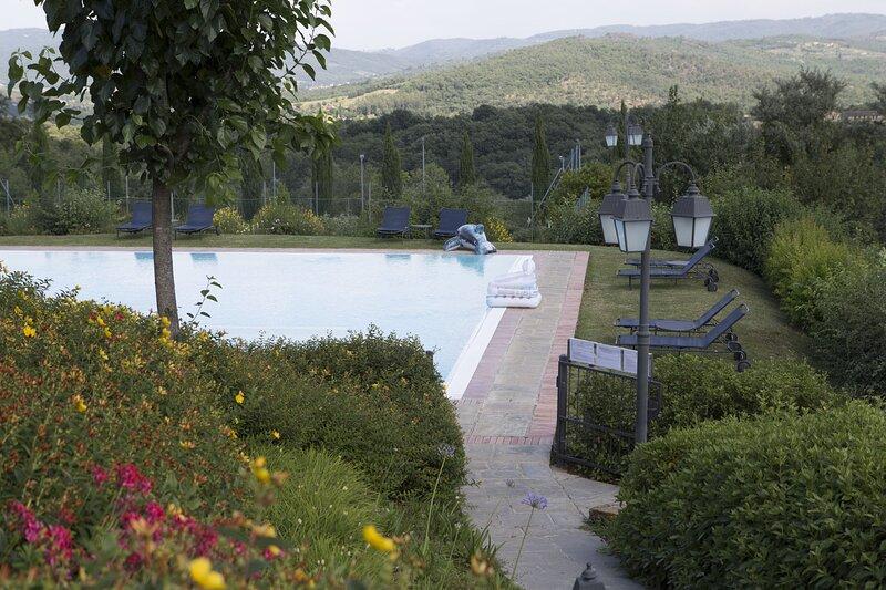 Villa Frantoio, casa vacanza a Ambra