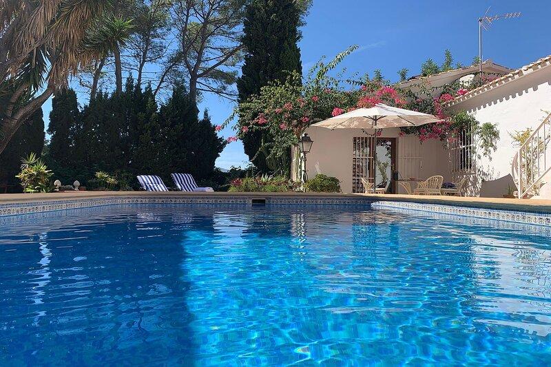La Cortijera - Nahe Denia - großes Landhaus mit allen Annehmlichkeiten, location de vacances à Llosa de Camacho