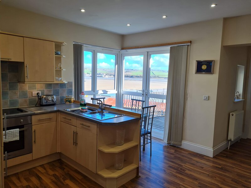 The Boat Yard, holiday rental in Appledore