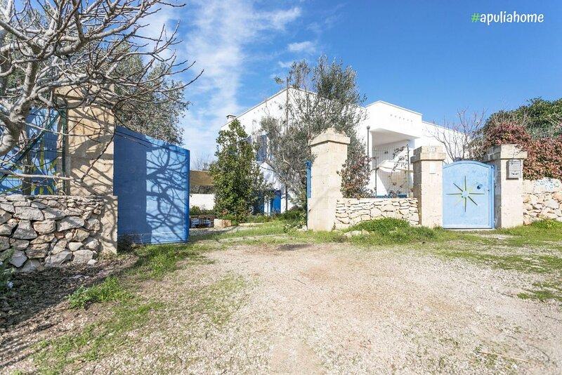 Quadrilocale in villa Ionia a Capilungo, alquiler vacacional en Capilungo