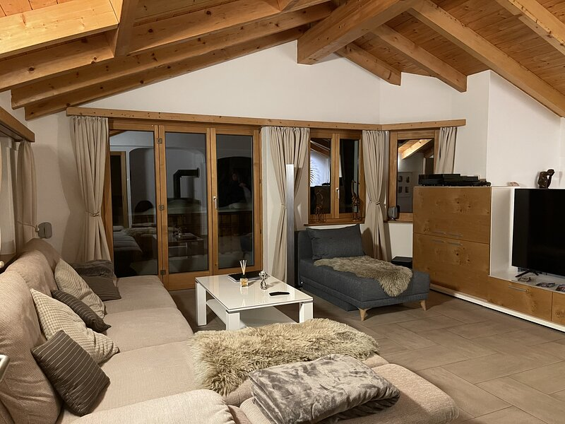Casa Sharm - Chalet in Saas-Fee, location de vacances à Saas-Fee