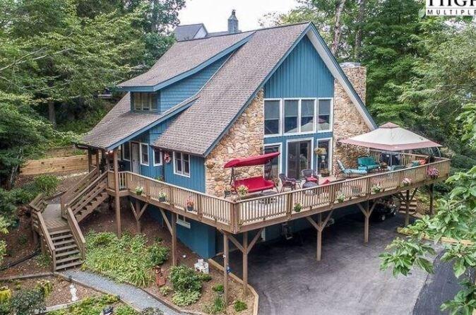 Creekside Cabin, alquiler de vacaciones en Jonas Ridge