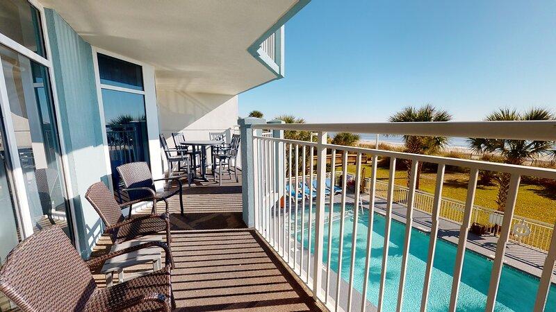 Ocean Blue 203, holiday rental in Myrtle Beach