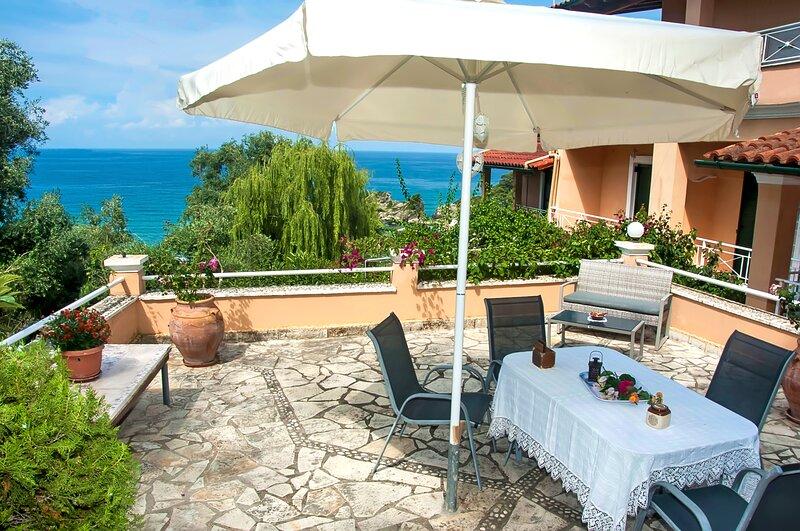 Holiday Apartments Tonia - Pelekas Beach, holiday rental in Avramis