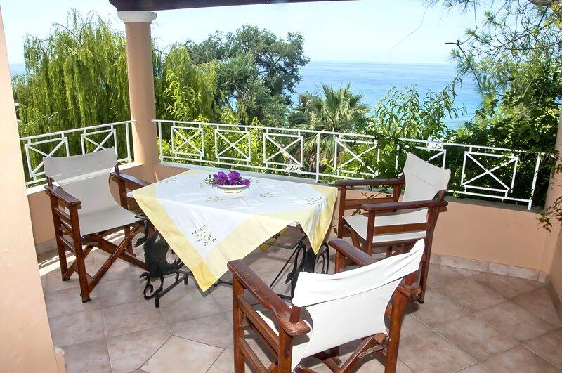 Holiday Apartments Tonia - Pelekas Beach, Corfu, holiday rental in Avramis