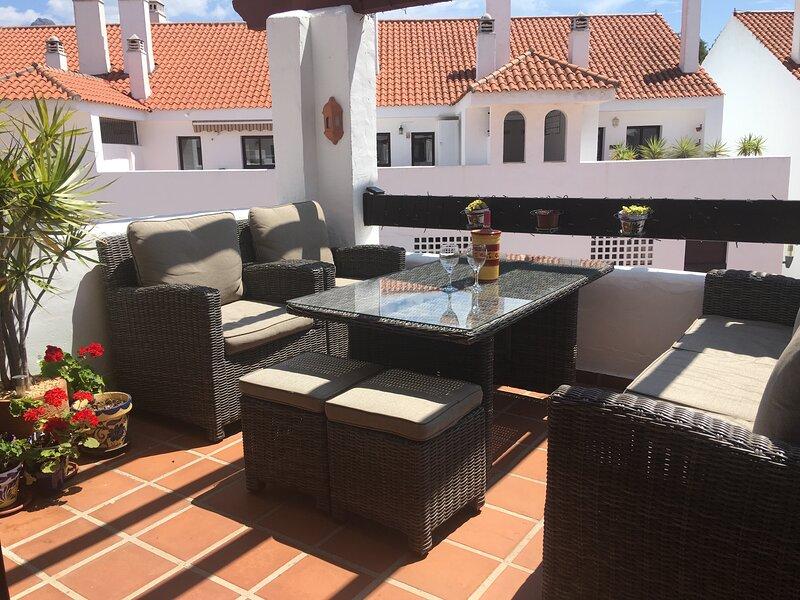 Apartment Casacarla, La Maestranza, vacation rental in Marbella
