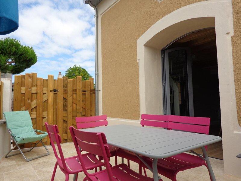 Location Maison Fouras, 3 pièces, 5 personnes, holiday rental in Saint Nazaire sur Charente
