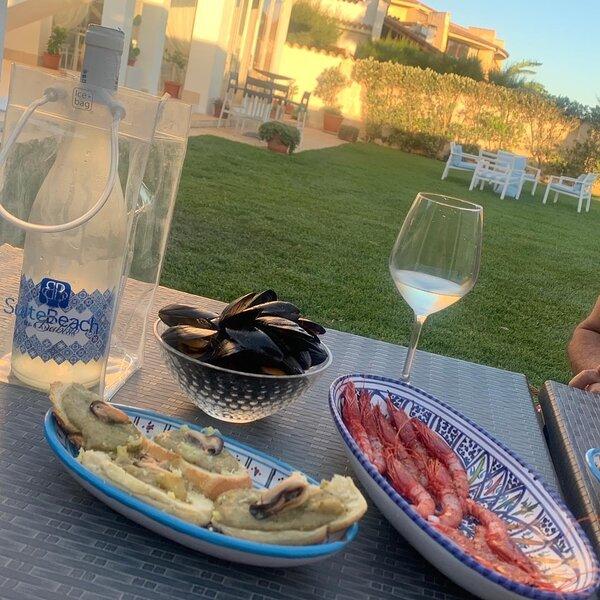 Luxury sea front b&b, Ferienwohnung in Marsala