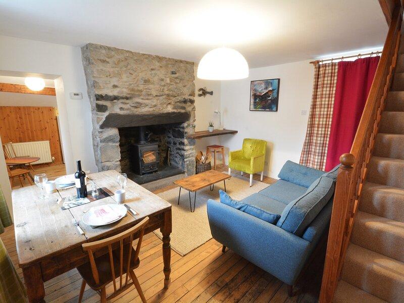 Ty Bach, Llanberis, vacation rental in Deiniolen