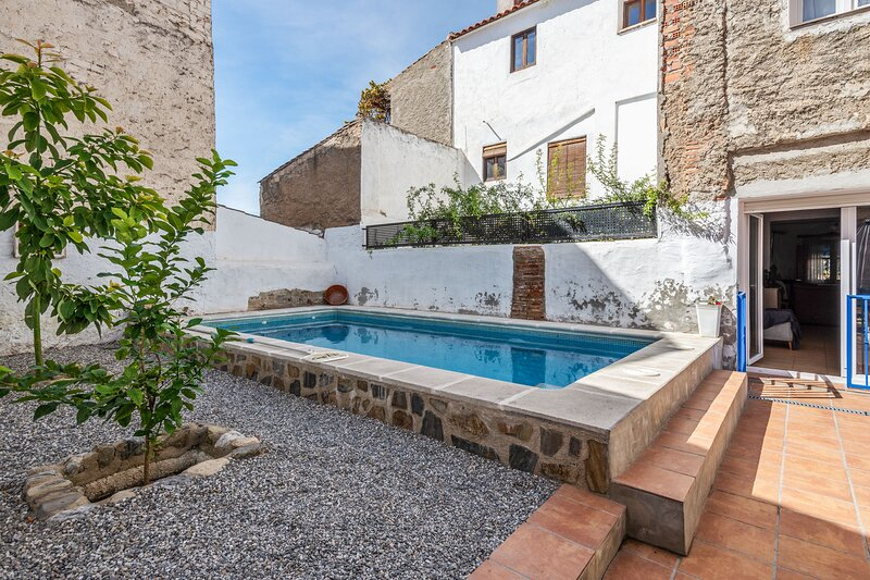 Spacious villa with swimming-pool, vacation rental in Pinos del Valle