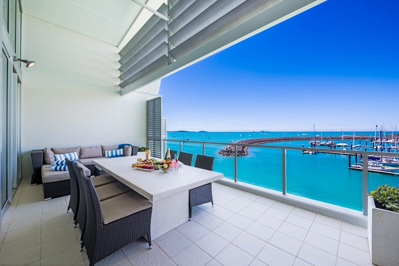 Penthouse At The Point - Airlie Beach, location de vacances à Proserpine