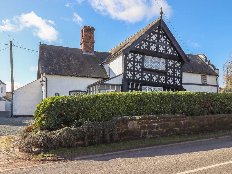 Top Farm House, Knockin, vacation rental in Bagley