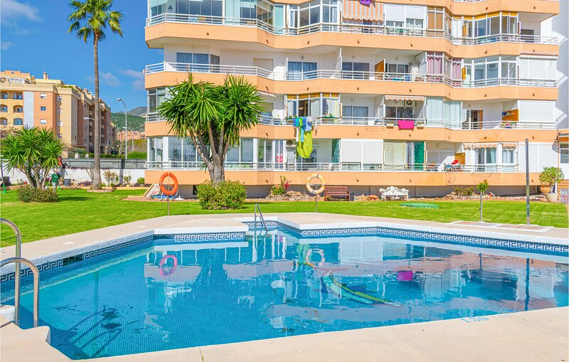 Amazing apartment in Torremolinos with Outdoor swimming pool (EAS487), holiday rental in Pedroche