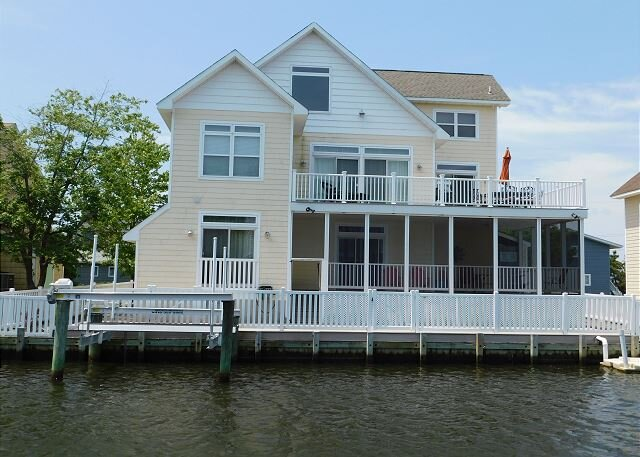 On canal/Boat friendly/Large home/Beach Access/34966, holiday rental in South Bethany