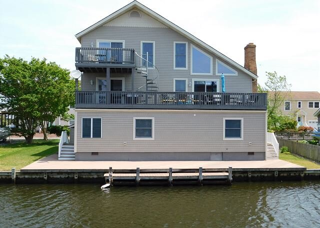 Bayview Park! on the canal! Bring your boat! - 34965, holiday rental in South Bethany