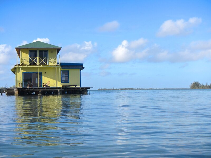 Sunset Point Houseboat, Andros, Bahamas, vacation rental in Andros