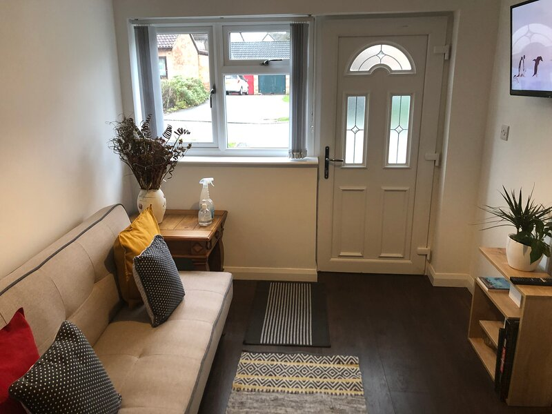 Nyumba serviced Apartment – semesterbostad i Chepstow