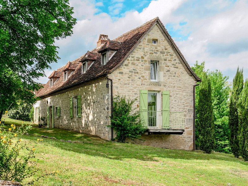 La Grange et le Curée (CRN102), holiday rental in Rignac