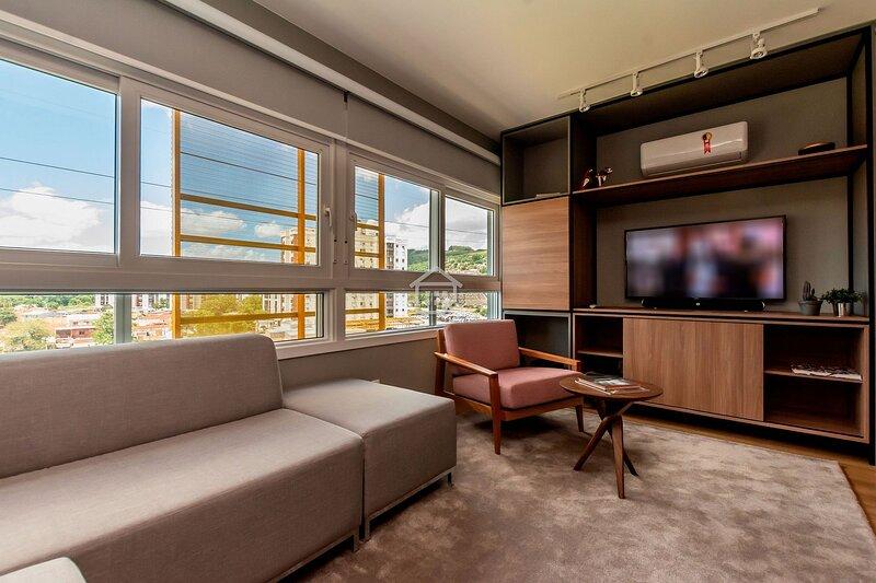 Alto padrão em Smart Living, holiday rental in Viamao