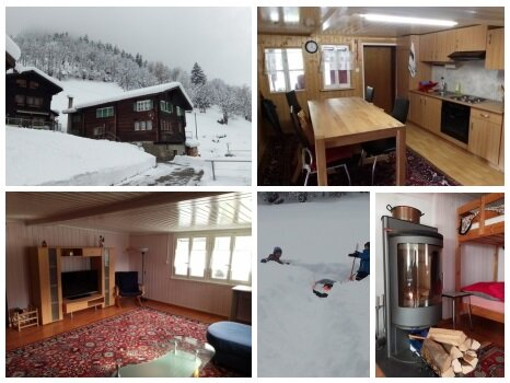 FeWo aletsch dreams, vacation rental in Fiesch in Valais