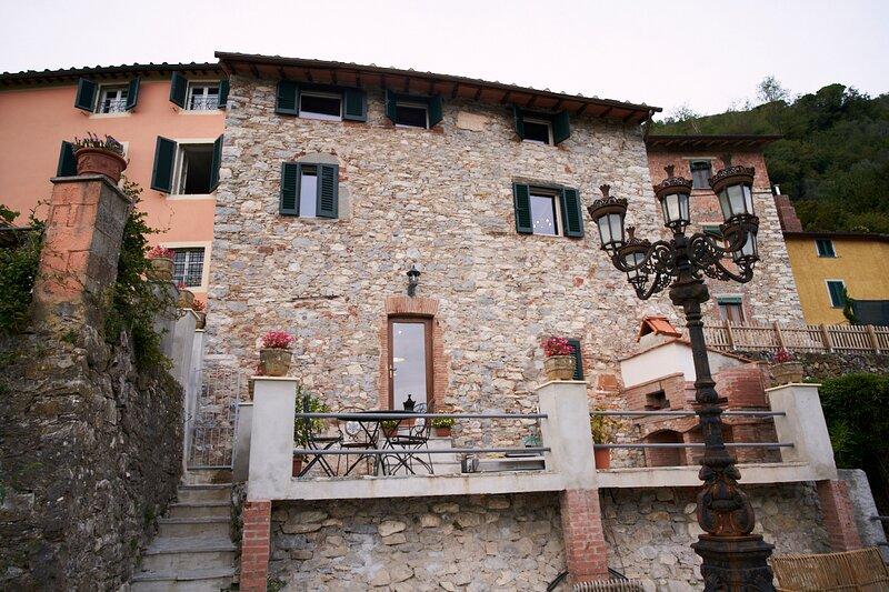 Casa de Dereke, holiday rental in Borgo a Mozzano