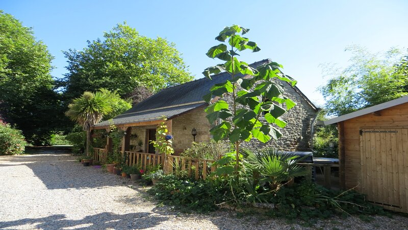 Chez Moseby, vacation rental in Saint-Servant