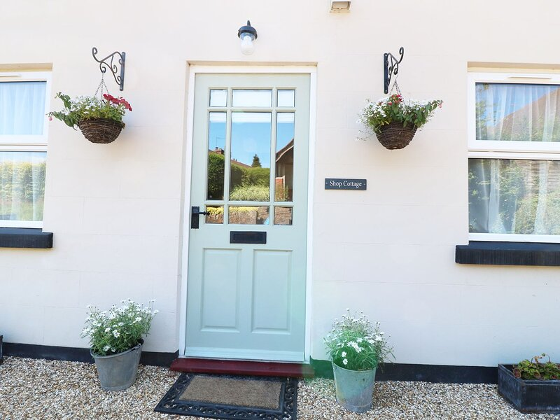 Unwind in Shop Cottage, location de vacances à English Bicknor