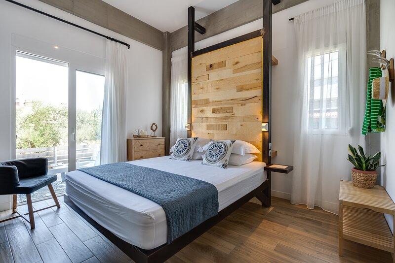 Urban Living, 1 bdr apartment #1, holiday rental in Perivolia