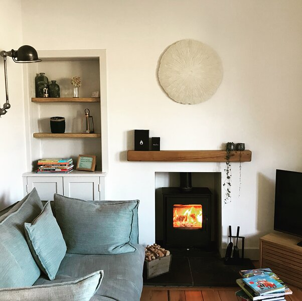 *North Stables, Elie* stables conversion, holiday rental in Elie