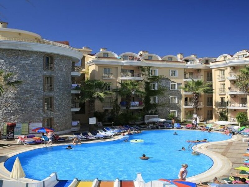 Marmaris Suite 1+1 Apartment ANZ 3417, location de vacances à Marmaris