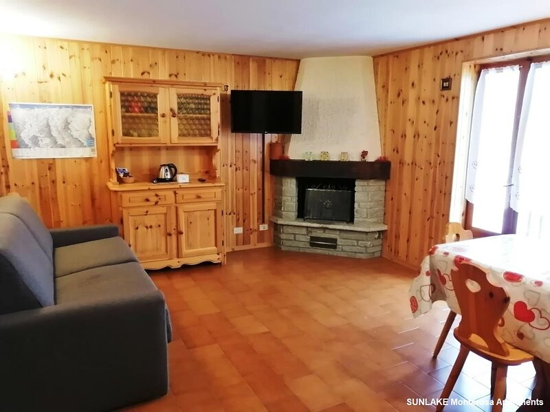 appartamento in montagna, holiday rental in Vollon di Brusson