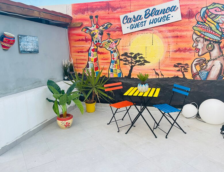 Casa Blanca Guest House Room 4, holiday rental in Chimiche