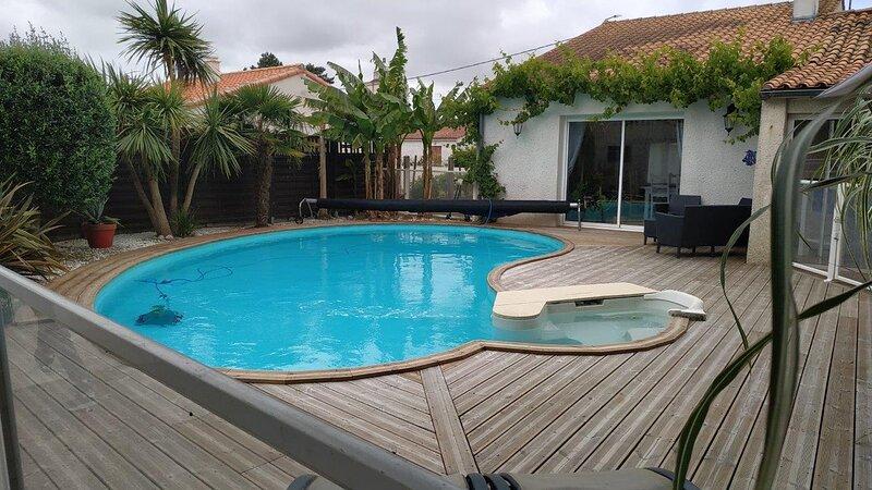 Villa Foxy - Meublé tourisme 3* en Charente Maritime, vacation rental in Saint Nazaire sur Charente